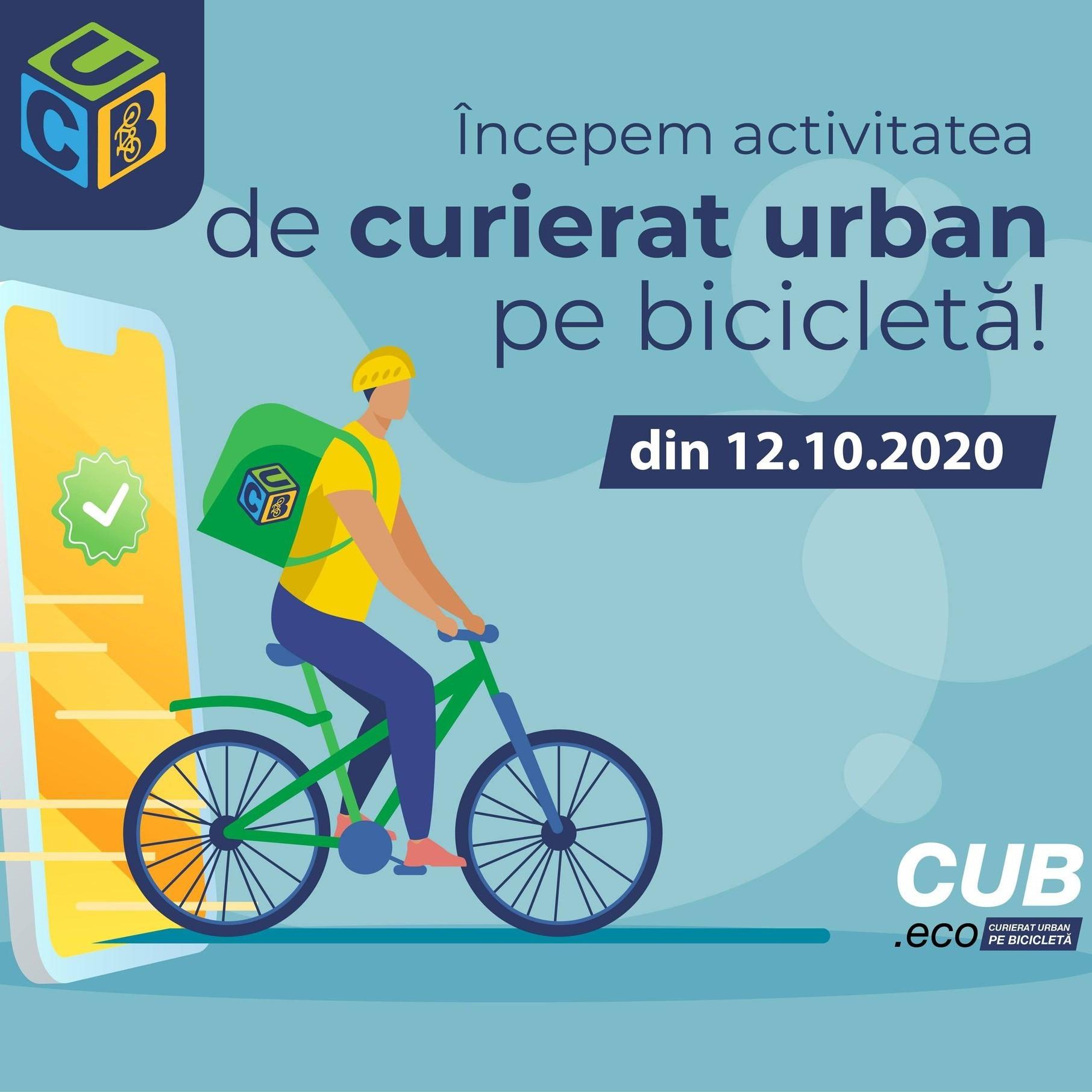 Start curierat - CUBlog